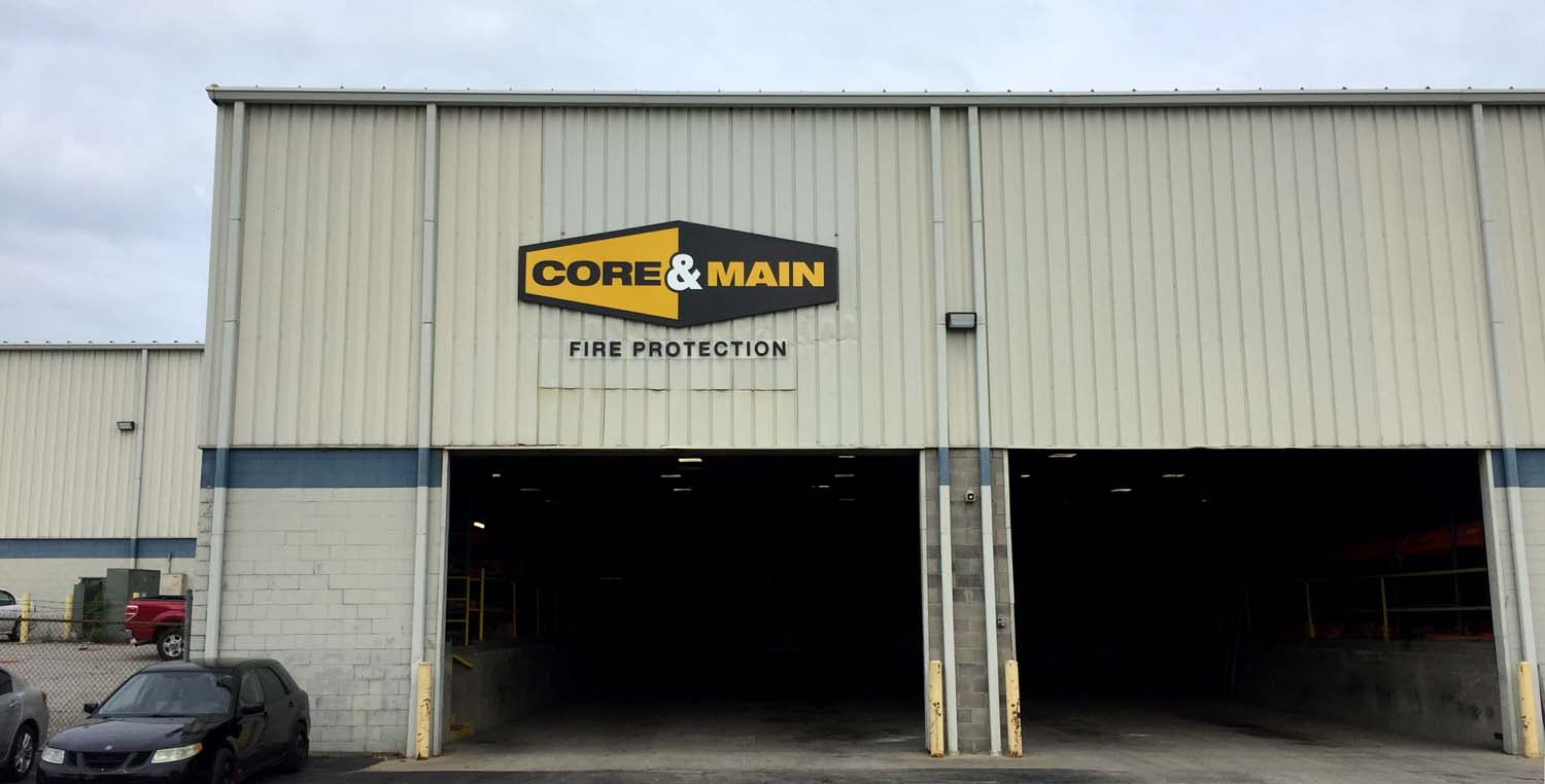 Indianapolis, IN - Core and Main Fire Protection