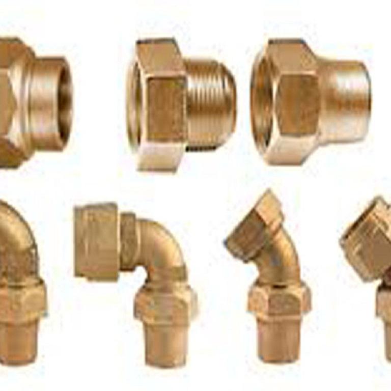 Fittings-Brass